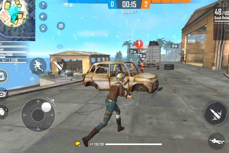 clash squad free fire ff 2020 tips