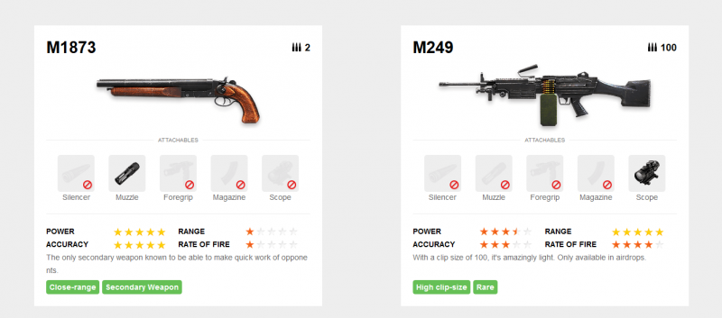 free fire M249, P90 and M1873 Free Fire Live