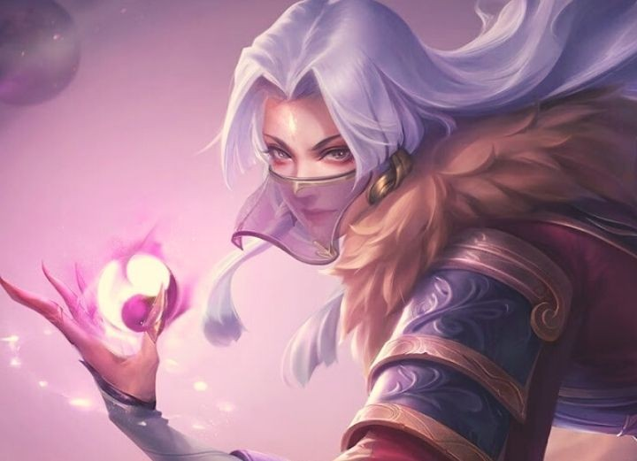 hero support mlbb mobile legends terbaik 2020 luo yi