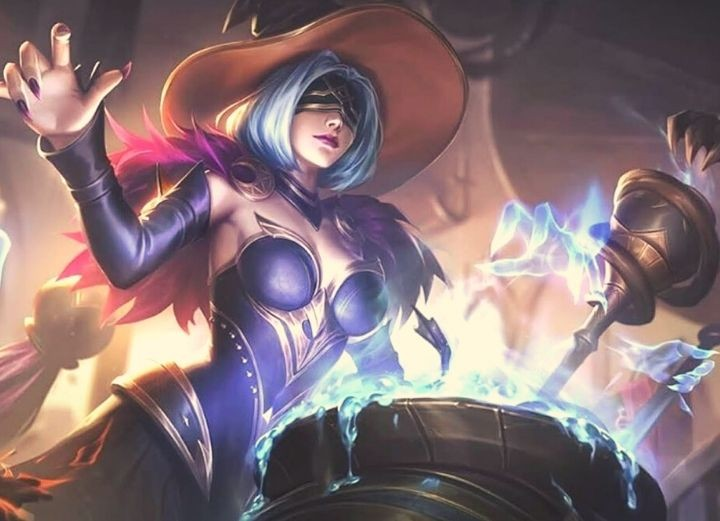 hero support mlbb mobile legends terbaik 2020 pharsa