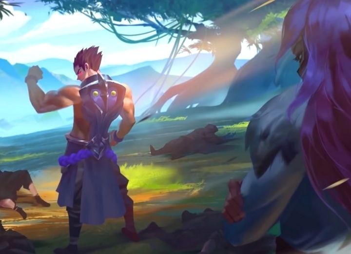 lore mlbb mobile legends hero yu zhong fighter