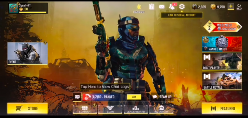 Latest COD Mobile Mode Similar to 'Infected' in Modern Warfare (1)
