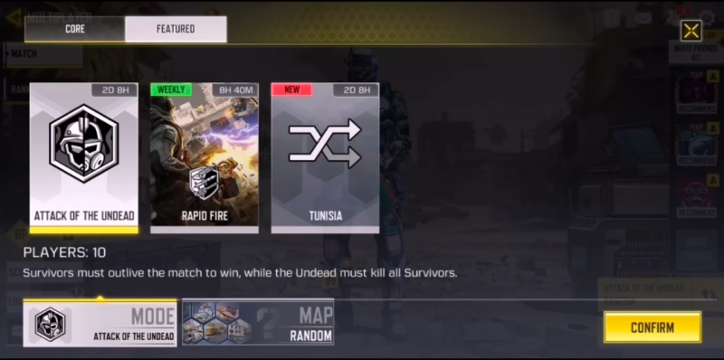Latest COD Mobile Mode Similar to 'Infected' in Modern Warfare (2)