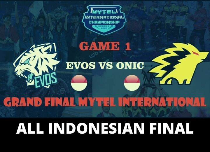 mytel international evos onic mlbb