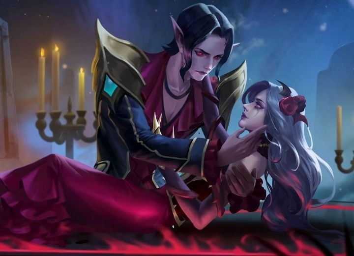 Pasangan Hero Mobile Legends Cecillion Carmila