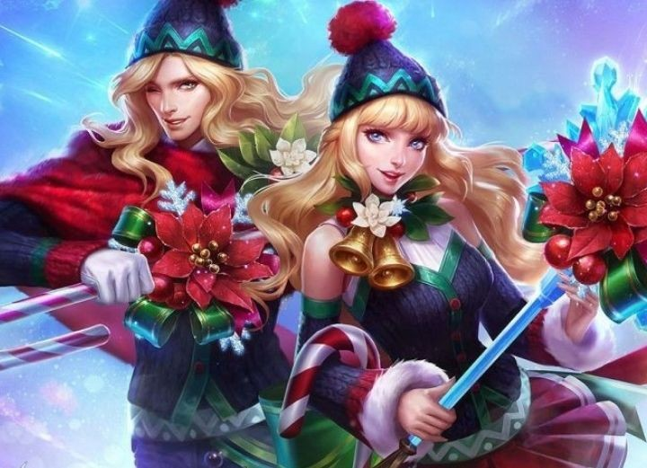 Pasangan Hero Mobile Legends Lancelot Odette